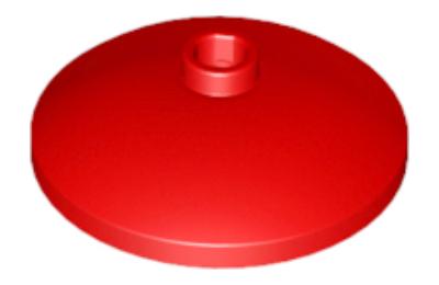 LEGO tál 3 x 3 inverz (radar)