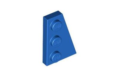 LEGO alaplap, ferde, 3 x 2 jobbos