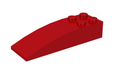 LEGO tető/lejtő  6 x 2