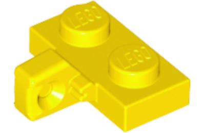 LEGO zsanér 1 x 2, 1 karral az oldalán