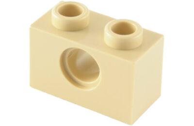 LEGO technic, kocka 1 x 2, 1 lyukkal