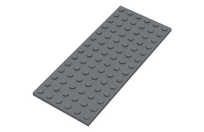 LEGO alaplap 6 x 14