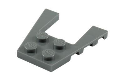 LEGO alaplap, ferde, 4 x 4