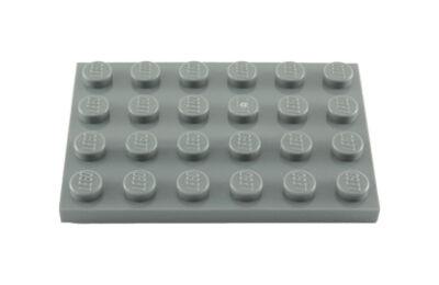 LEGO  alaplap 4x6