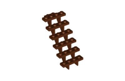 LEGO lépcső 7 x 4 x 6