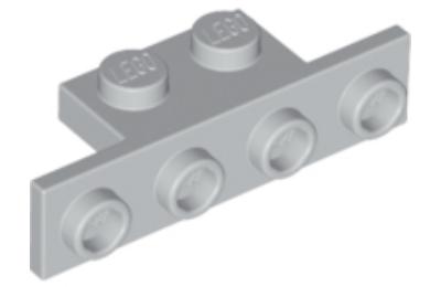 LEGO konzol 1 x 2 - 1 x 4