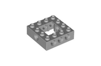 LEGO technic, kocka 4 x 4, közepén nyitott