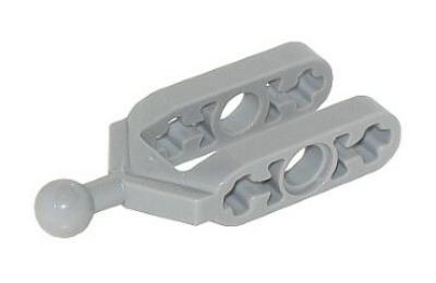 LEGO technic, kormánycsukó, vontatógömbbel