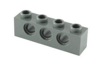 LEGO technic, kocka 1 X 4, 3 lyukkal