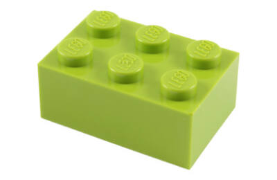 LEGO kocka 2 x 3