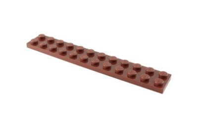 LEGO alaplap 2 x 12