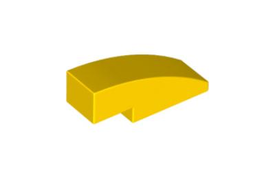 LEGO tető, íves 3 x 1