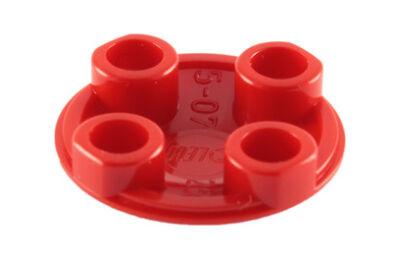 LEGO kerek alaplap 2 x 2 lekerekített alsóval
