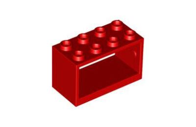 LEGO orsó tartó, 2 x 4 x 2