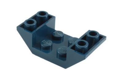 LEGO lejtő, fordított 45 4 x 2, dupla