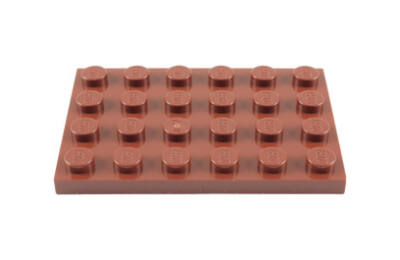 LEGO alaplap 4 x 6