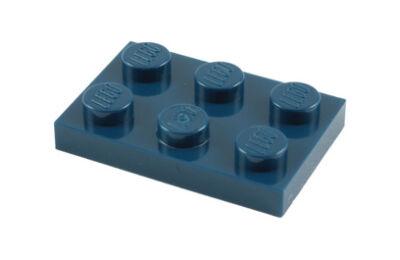 LEGO alaplap 2 x 3 - CSOMAG ÁR
