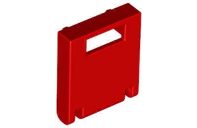 LEGO konténer, ajtó nyílással, 2 x 2 x 2