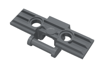 LEGO technic, lánctalp kapocs, széles