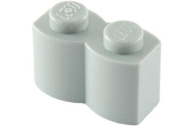 LEGO kocka, módosított, 1 x 2, íves oldallal
