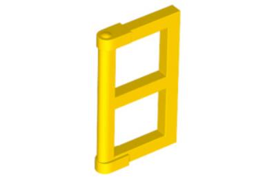 LEGO ablakrács 1 x 2 x 3, 2 paneles vastag sarokkal