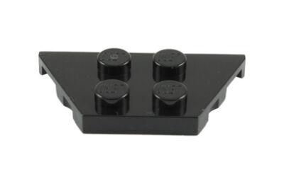 LEGO alaplap, ferde, 2 x 4