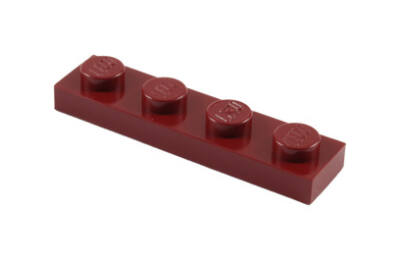 LEGO alaplap 1 x 4