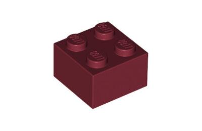LEGO kocka 2 x 2