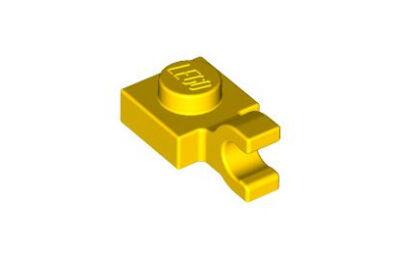 LEGO Alaplap, Módosított, 1 x 1 O csatlakozóval