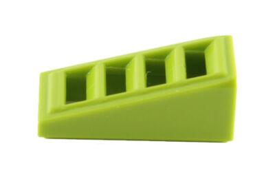 LEGO lejtő, 18 2 x 1 x 2/3, rácsos