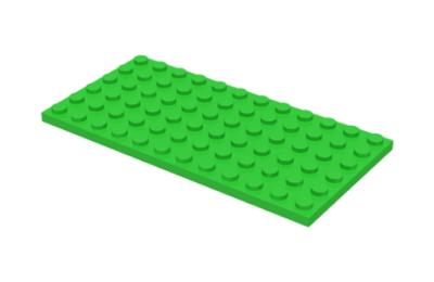 LEGO alaplap 6 x 12