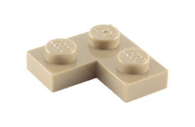 LEGO alaplap sarok 2 x 2