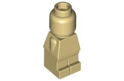LEGO mikrofigura