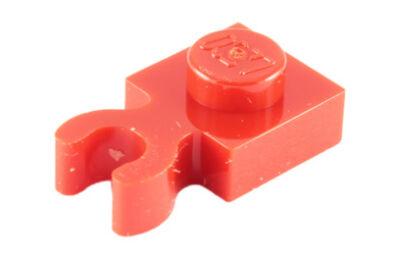 LEGO Alaplap, Módosított, 1 x 1 vízszintes O csatlakozóval