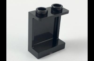 LEGO panel 1 x 2 x 2 oldaltartókkal