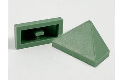 LEGO tető/lejtő 45 fokos 2 x 1, tripla, típus 1
