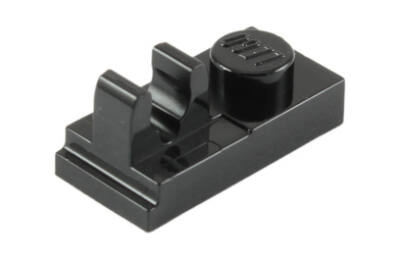 LEGO alaplap, Módosított, 1 x 2 csatlakozóval a tetején