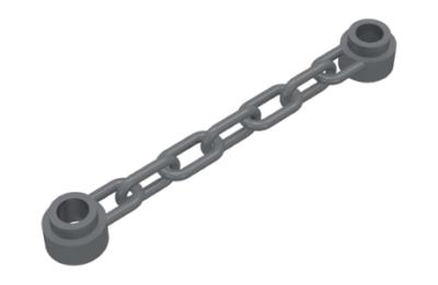 LEGO lánc, 5 láncszemes