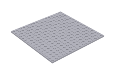 LEGO alaplap 16 x 16