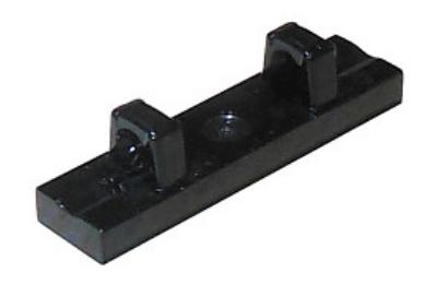 LEGO zsanér 1 x 4, 2 karral a tetején