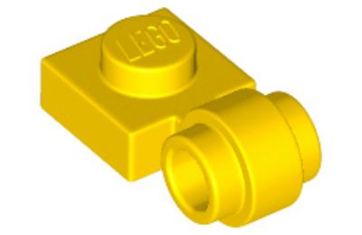 LEGO alaplap, módosított, 1 x 1 kerek csatlakozóval