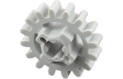 LEGO technic, fogaskerék, 16 foggal (típus 2)