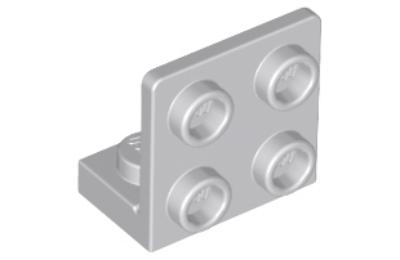 LEGO konzol 1 x 2 - 2 x 2 inverz