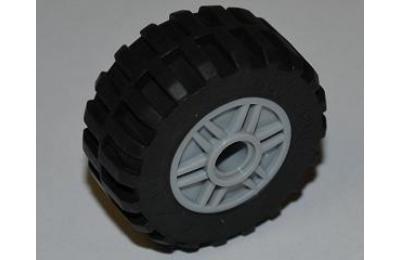 LEGO kerék, gumi és felni, 30.4 x 14, 18 x 14, komplett O