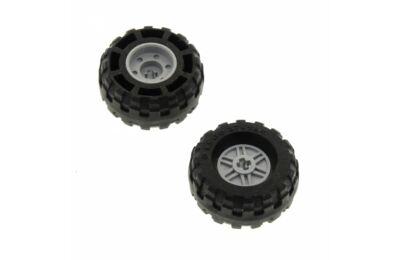LEGO kerék, gumi és felni, 37 x 18 R, 18 x 14, komplett X