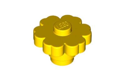 LEGO virág 2 x 2, 6 szirommal