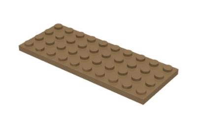 LEGO alaplap 4 x 10