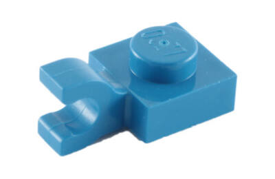 LEGO alaplap, módosított, 1 x 1 (függőleges U csatlakozóval)