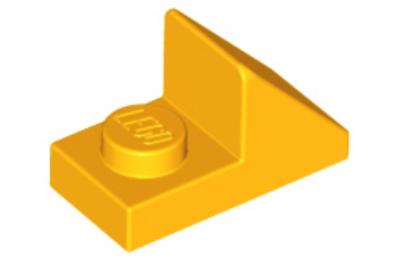 LEGO tető/lejtő 45 fokos 2 x 1 x 2/3 kivágással