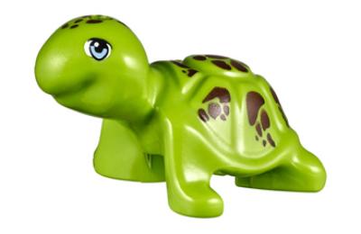 LEGO teknős